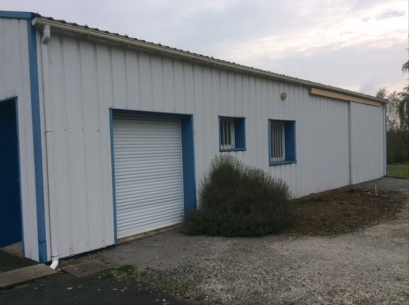 Location local commercial Cholet 550€ HT/HC - Photo 1