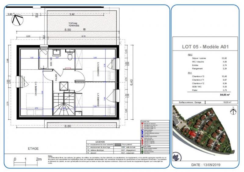 Sale house / villa L isle d'abeau 240000€ - Picture 3