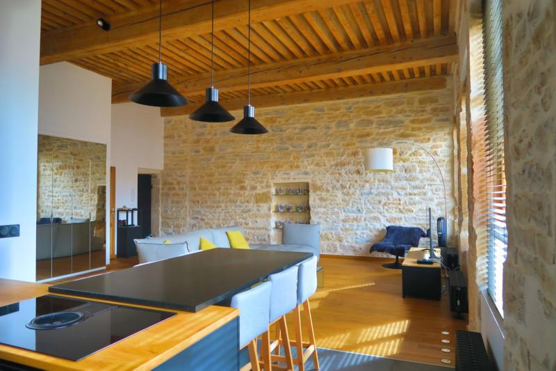 Vente de prestige appartement Lyon 4ème 799000€ - Photo 1