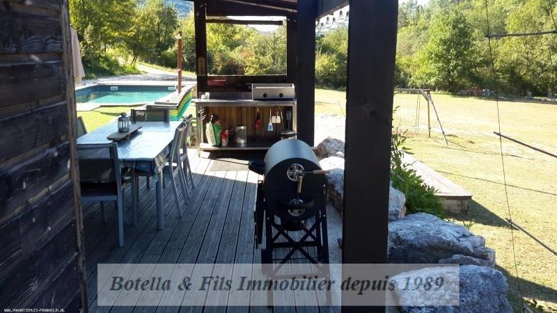 Vente maison / villa Les vans 398000€ - Photo 2