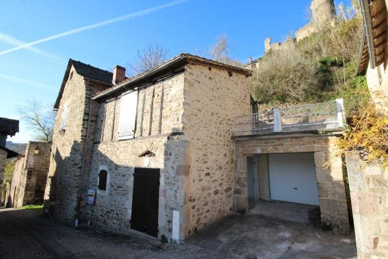 Sale house / villa Najac 121900€ - Picture 1