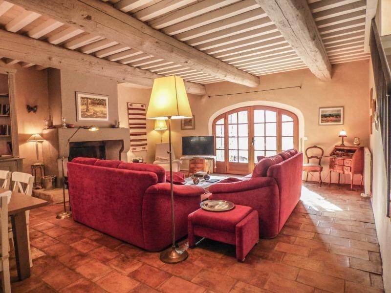 Venta de prestigio  casa Uzes 953000€ - Fotografía 4