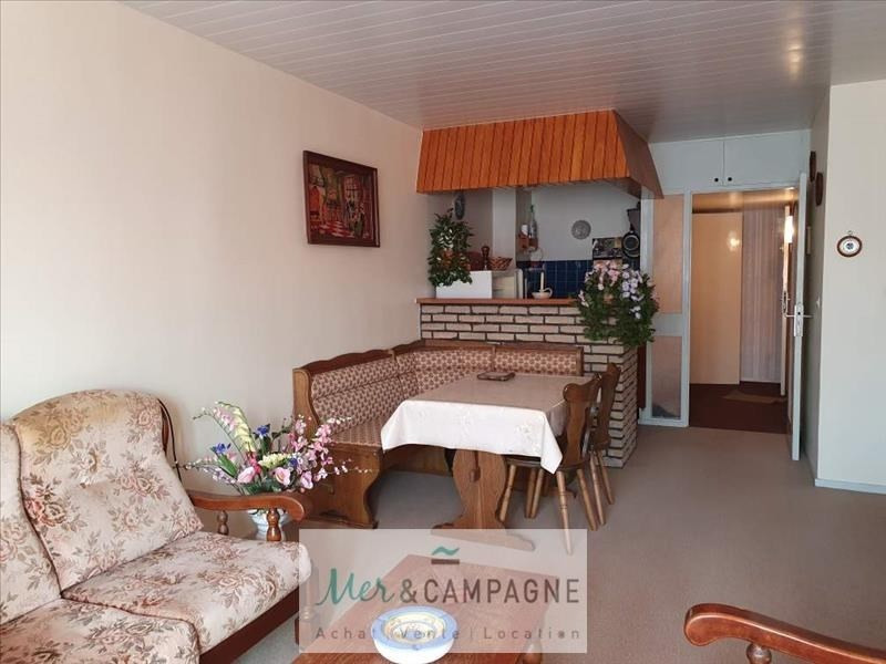 Vente appartement Quend 75 000€ - Photo 1