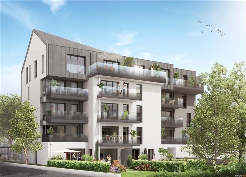 Vente appartement Nantes 268700€ - Photo 1