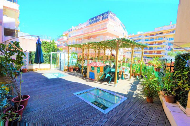 Vente de prestige appartement Menton 665000€ - Photo 1