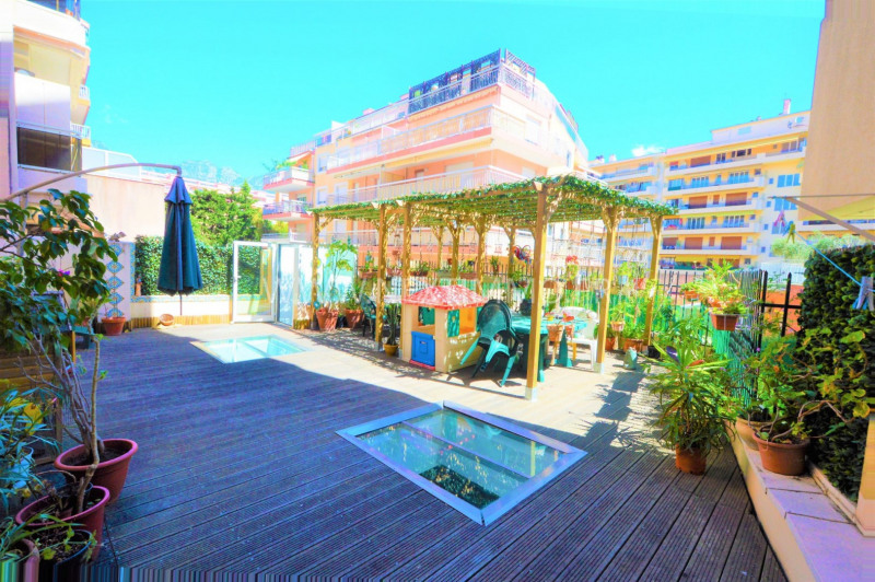 Revenda residencial de prestígio apartamento Menton 665000€ - Fotografia 1