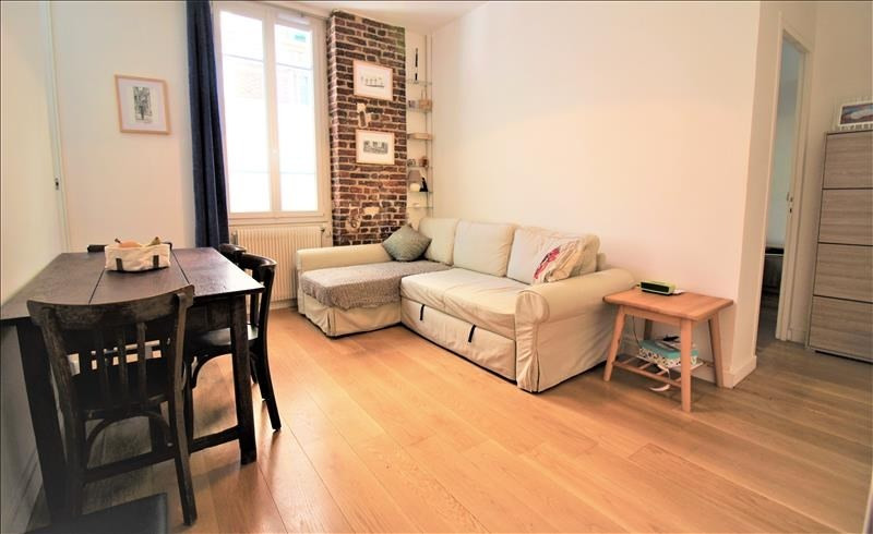 Rental apartment Boulogne billancourt 1390€ CC - Picture 2