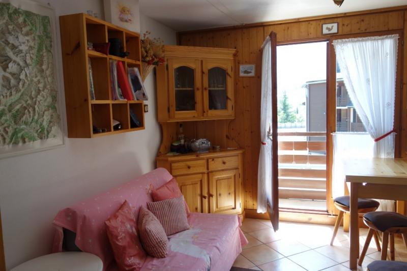 Vente appartement Les houches 165000€ - Photo 2