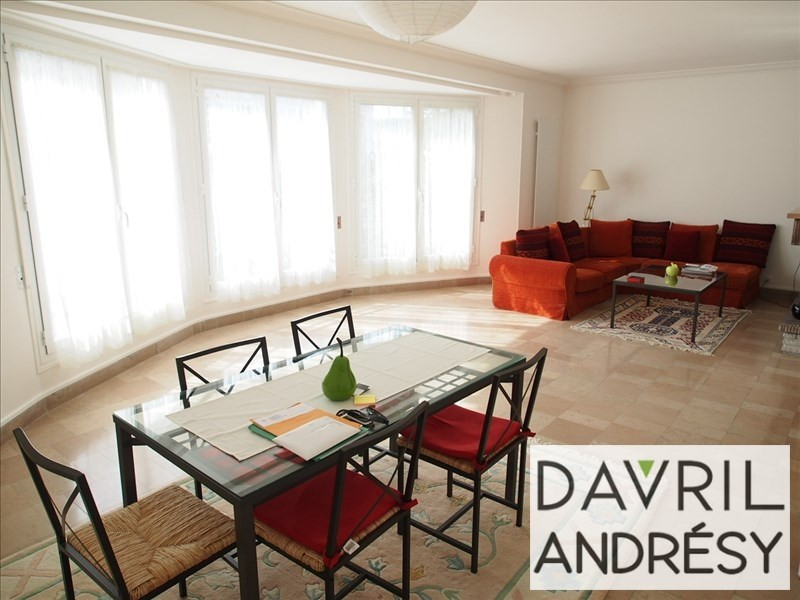 Deluxe sale house / villa Andresy 565 000€ - Picture 2