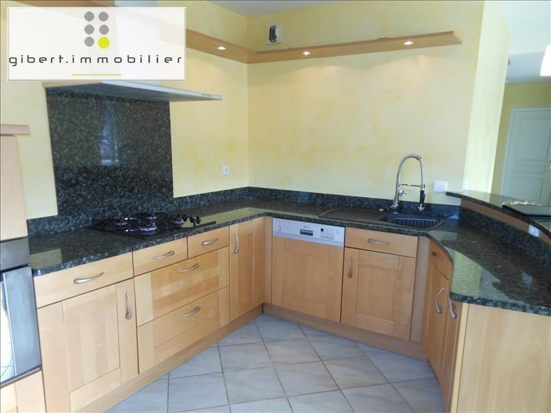 Rental apartment Brives charensac 833,79€ CC - Picture 1