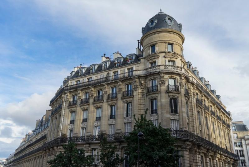 Vente de prestige appartement Paris 18ème 1220000€ - Photo 1