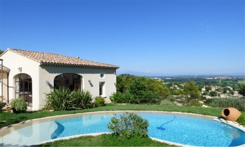 Verkoop van prestige  huis Uzes 640000€ - Foto 1