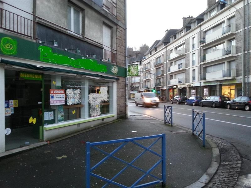 Commercial property sale shop Quimper 66 000€ - Picture 1