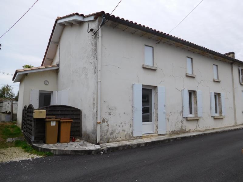 Vente maison / villa Lugon et l ile du carney 144000€ - Photo 1