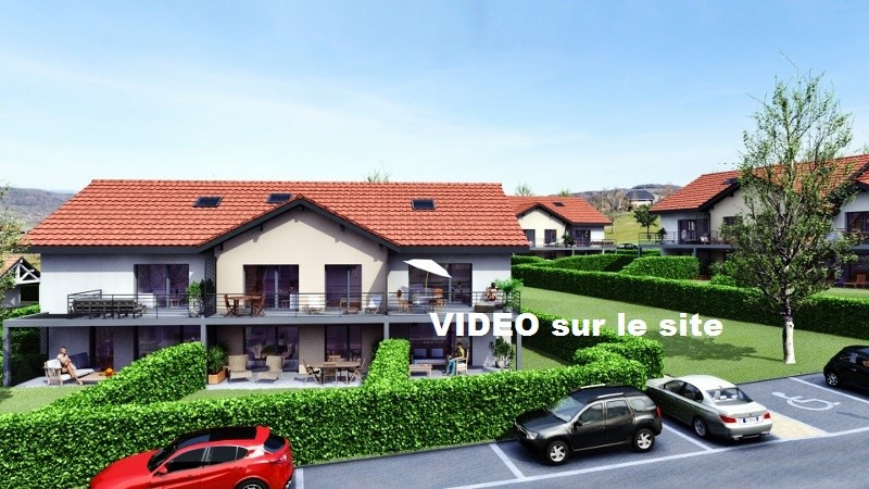 Vente appartement Villaz 293 000€ - Photo 1
