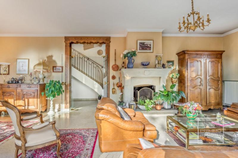 Vente de prestige maison / villa Saint didier au mont d'or 995000€ - Photo 8