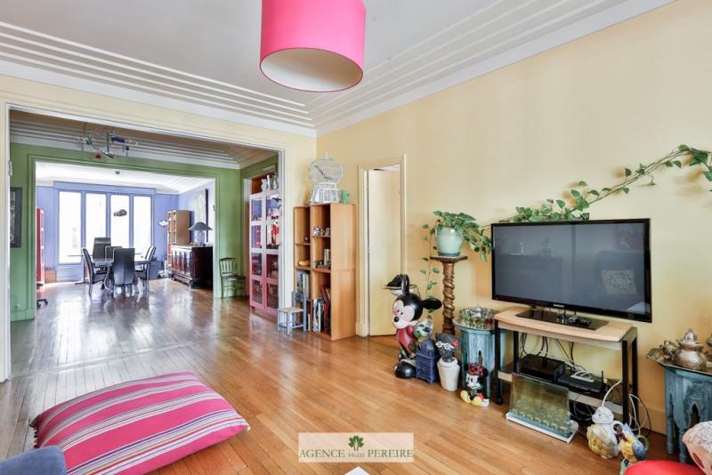 Vente de prestige appartement Paris 17ème 1390000€ - Photo 2