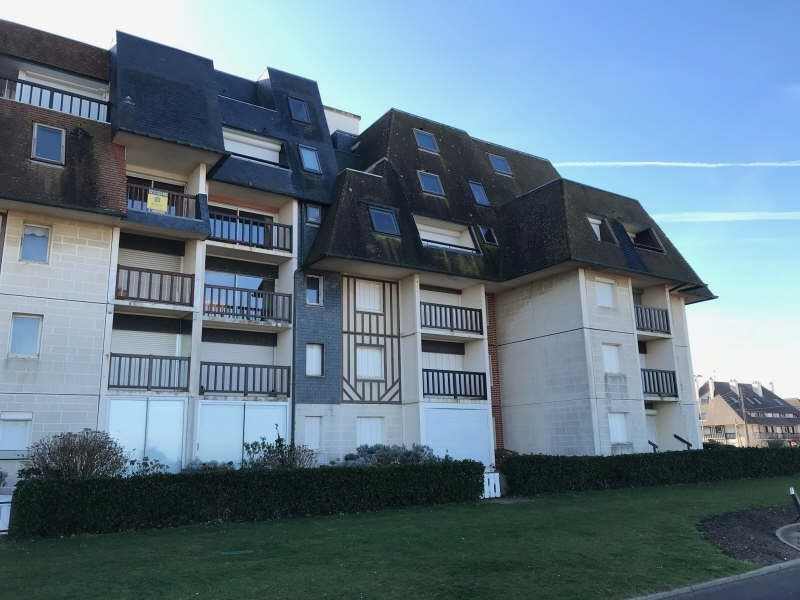 Vente appartement Cabourg 283000€ - Photo 1