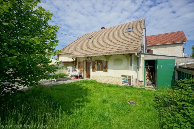 Vente maison / villa Les thilliers en vexin 158000€ - Photo 9