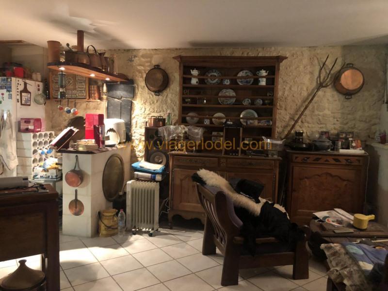 Vendita nell' vitalizio di vita casa Marennes 66500€ - Fotografia 9