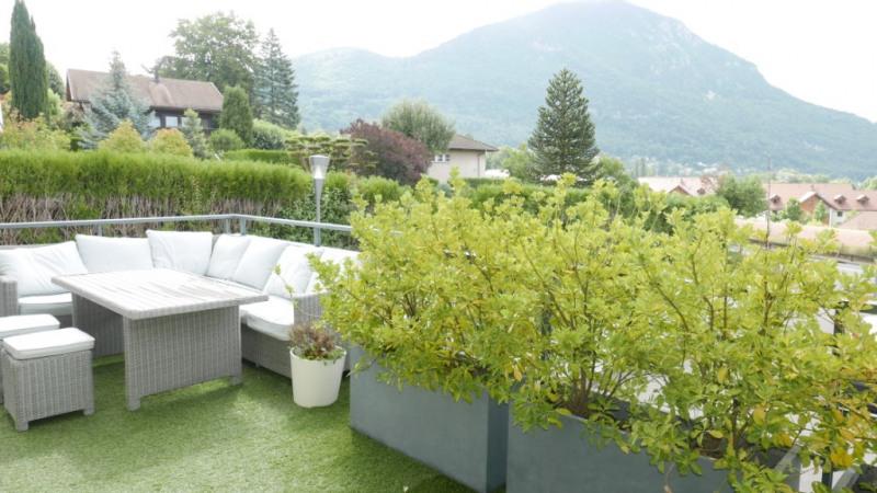 Vente de prestige appartement Annecy le vieux 575000€ - Photo 3