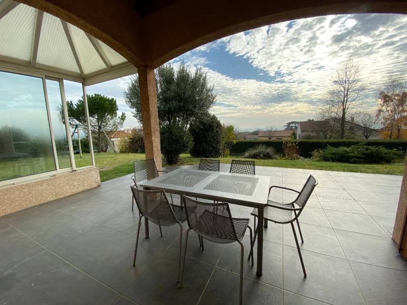 Vente maison / villa Chonas l amballan 350000€ - Photo 4