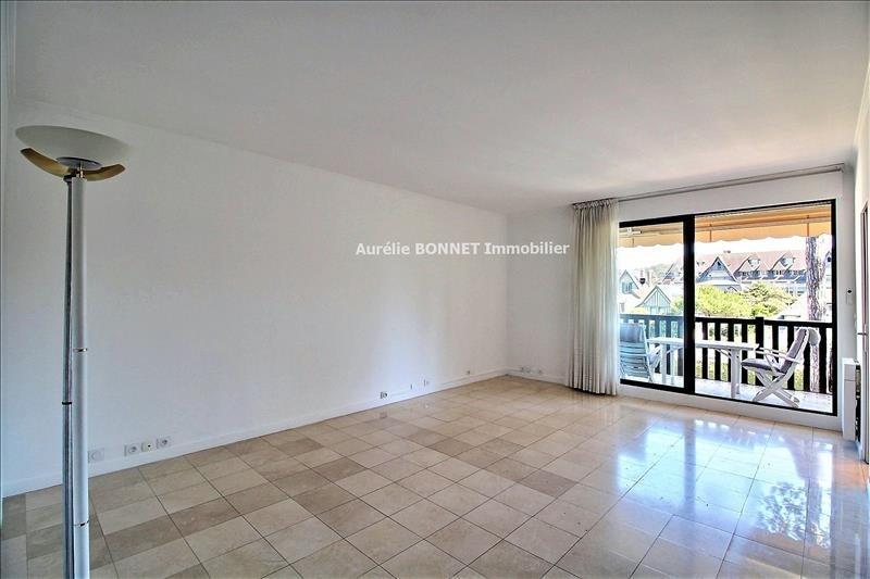 Sale apartment Deauville 424000€ - Picture 2