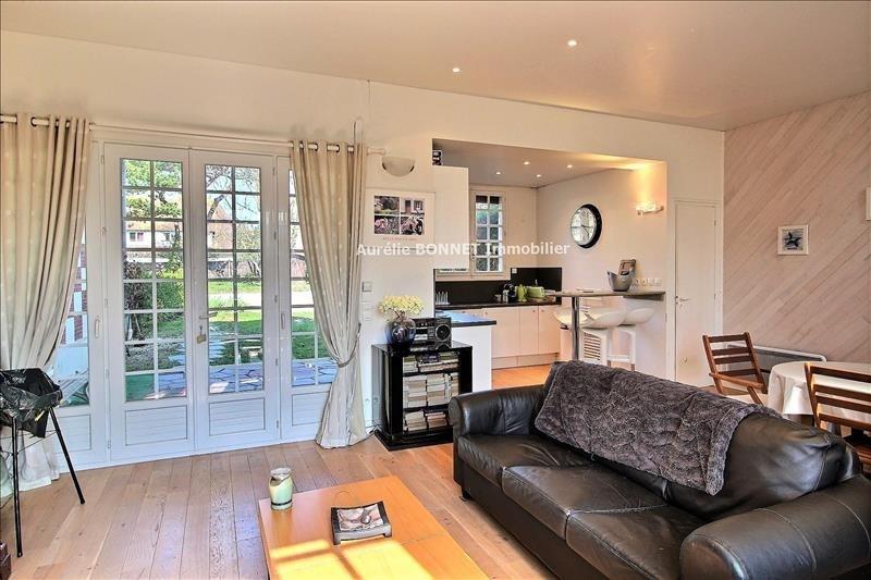 Vente appartement Tourgeville 380000€ - Photo 3