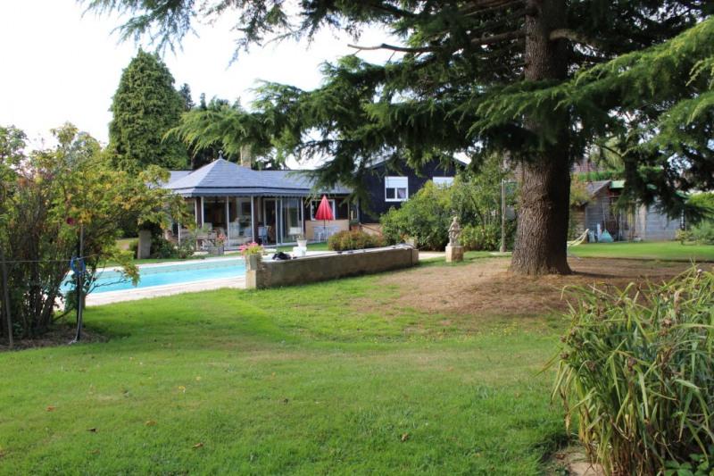 Vente maison / villa Boos 391000€ - Photo 1