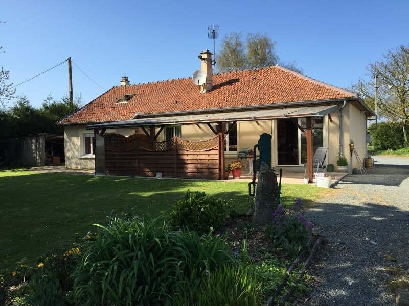 Sale house / villa Marchesieux 168500€ - Picture 1