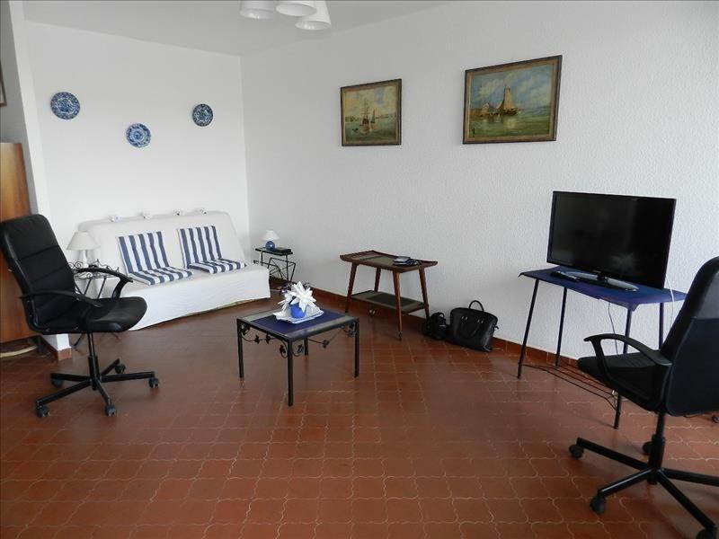 Vente appartement La grande motte 229000€ - Photo 2