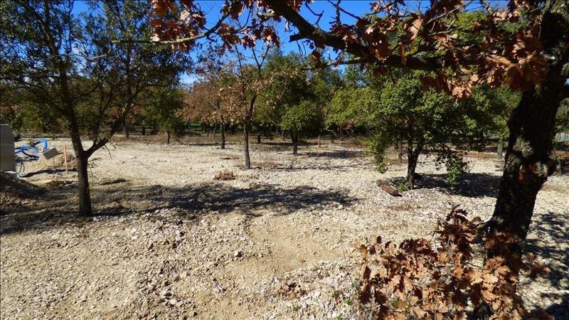 Vente terrain Aubignan 125600€ - Photo 2