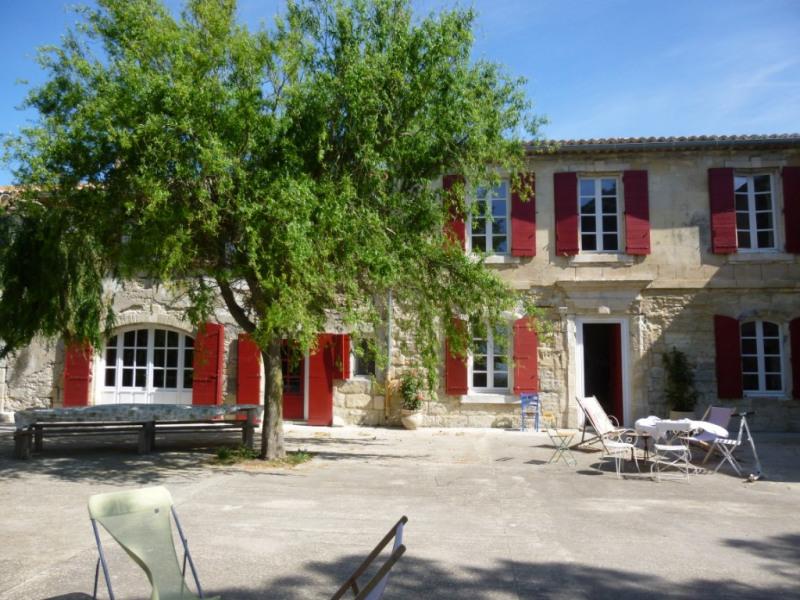 Deluxe sale house / villa Salin de giraud 997000€ - Picture 1