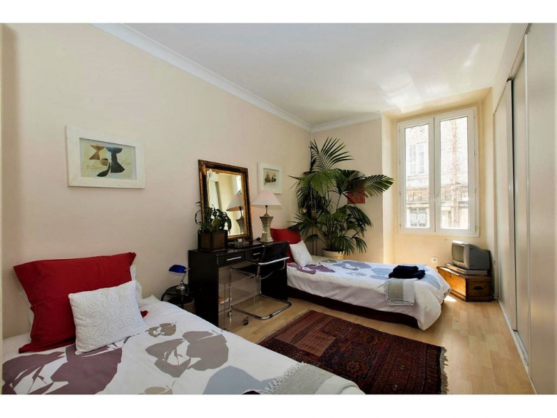 Deluxe sale apartment Nice 630 000€ - Picture 1