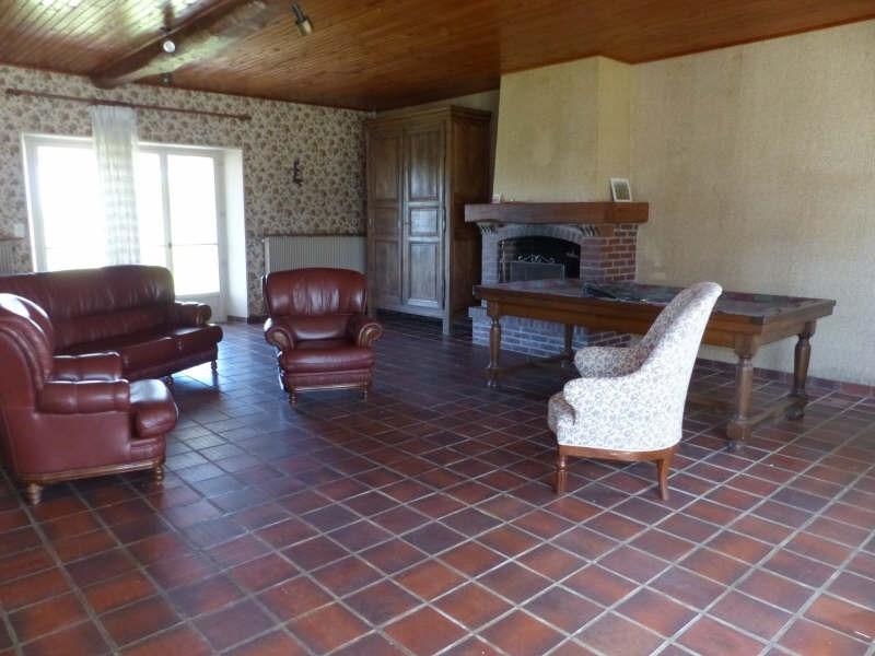 Sale house / villa Mont st sulpice 148000€ - Picture 2
