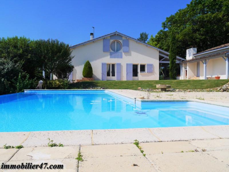 Sale house / villa Prayssas 365000€ - Picture 2