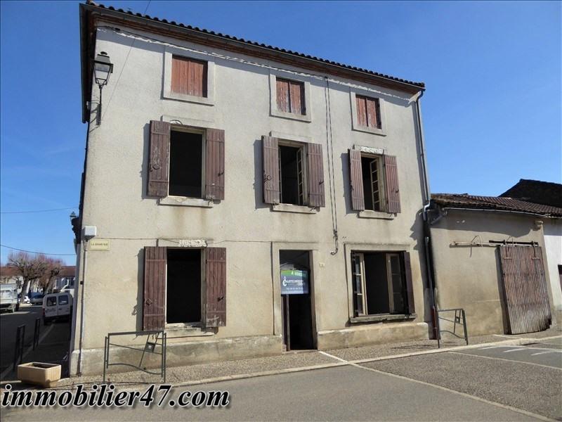 Sale house / villa Granges sur lot 34900€ - Picture 10