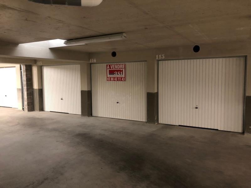 Verkauf parkplatz/box Strasbourg 19800€ - Fotografie 3