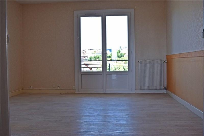 Sale apartment Riorges 65000€ - Picture 2
