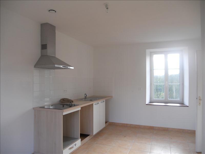 Rental house / villa Dommiers 850€ CC - Picture 3