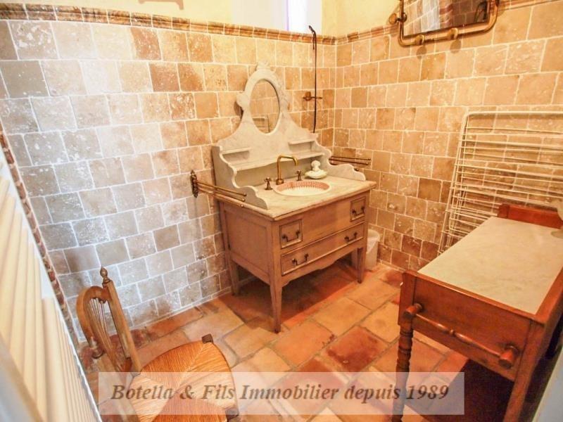 Vente de prestige maison / villa Uzes 395000€ - Photo 10