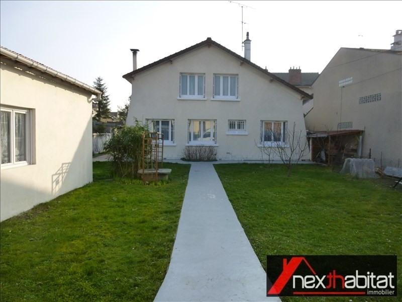Vente maison / villa Les pavillons sous bois 404000€ - Photo 1