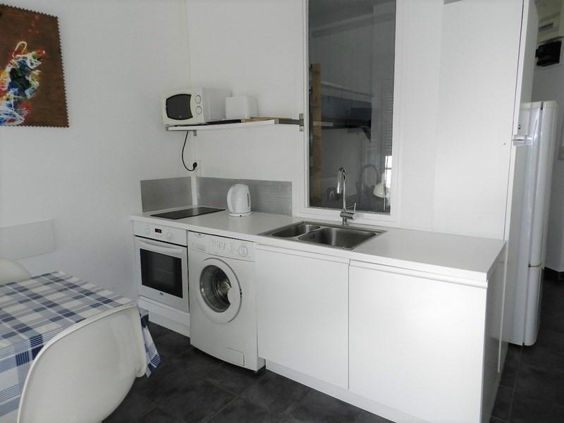 Vermietung von ferienwohnung wohnung La grande motte 325€ - Fotografie 4