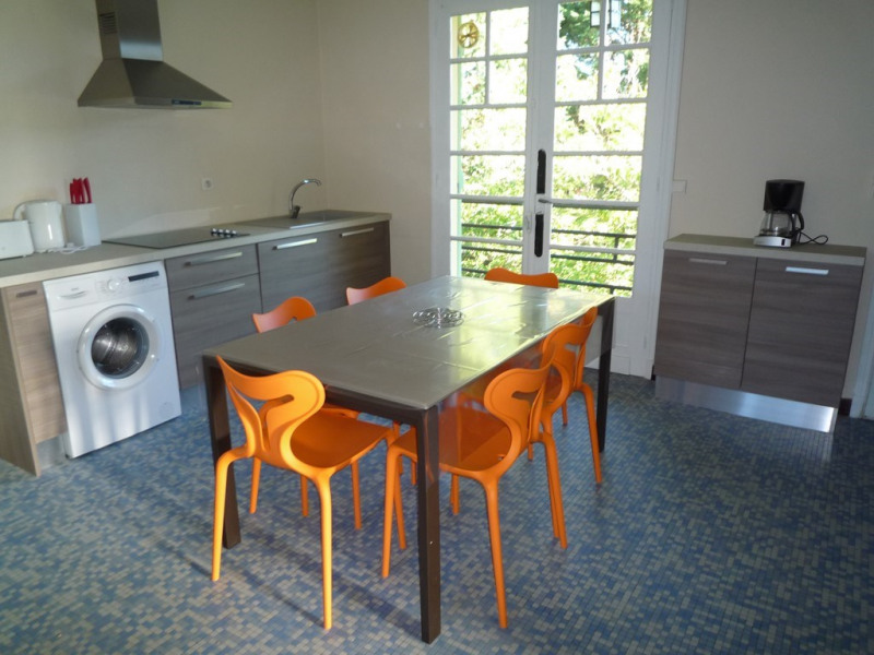 Vacation rental apartment Sanguinet 300€ - Picture 1
