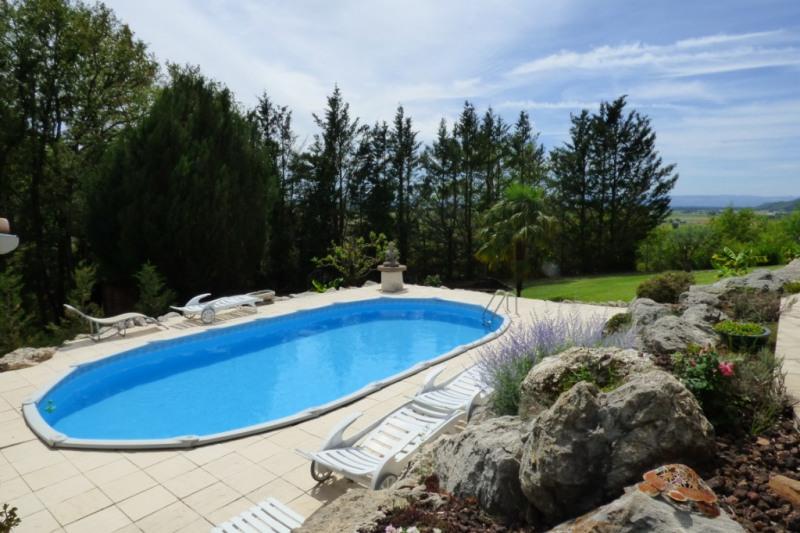 Sale house / villa Chatillon st jean 363000€ - Picture 4