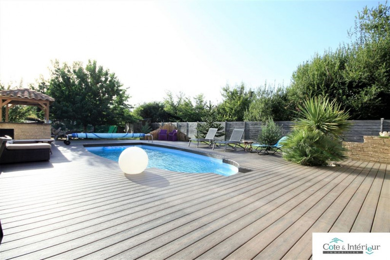Vente maison / villa Chateau d olonne 459 000€ - Photo 8