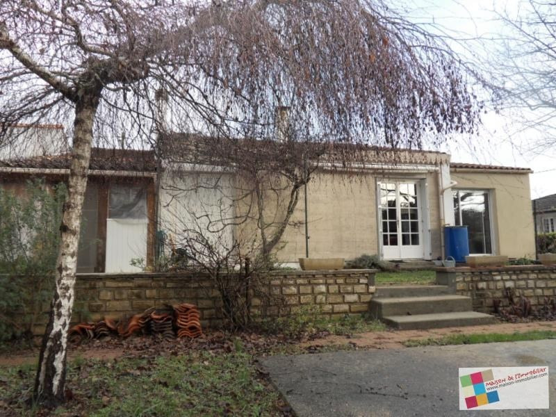 Sale house / villa Cherves richemont 128 400€ - Picture 2