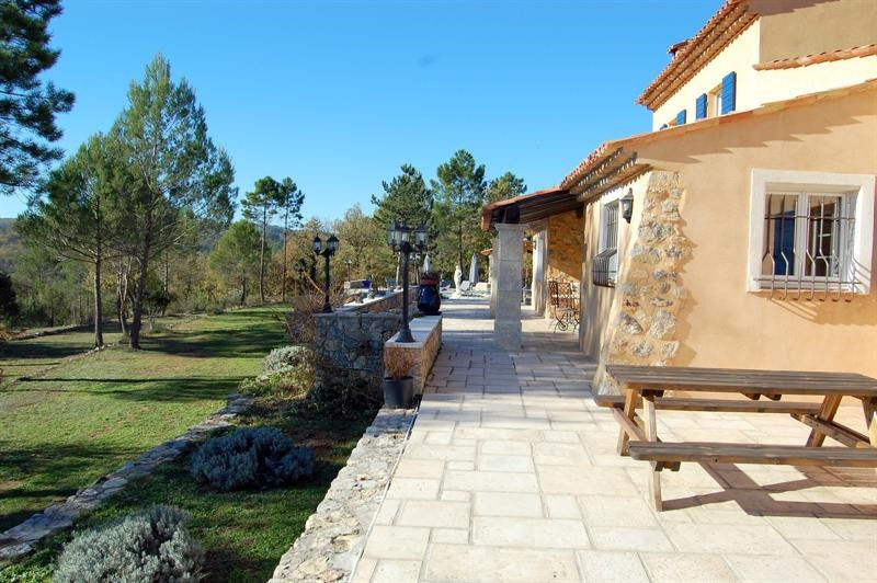 Deluxe sale house / villa Callian 1038000€ - Picture 25