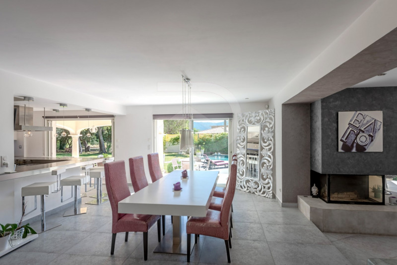 Vente de prestige maison / villa Cabrieres d avignon 890000€ - Photo 7