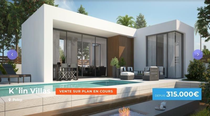 Deluxe sale house / villa Province d'alicante 315000€ - Picture 1
